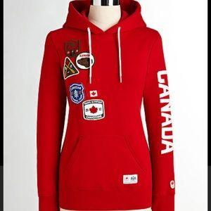 Hudson Bay 2012 Olympic Hoodie